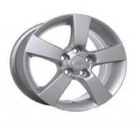 Диски Storm SLR-5090 W6 R15 PCD5x105 ET39 DIA56.6 silver