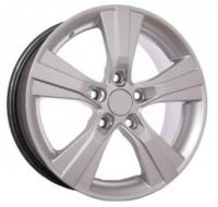 Диски Storm YQR-019 W6.5 R15 PCD5x105 ET39 DIA56.6 silver