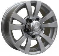 Диски ZW 740 W6.5 R15 PCD5x139.7 ET20 DIA110.5 silver