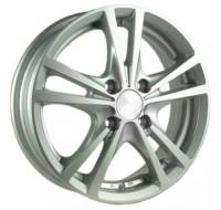 Диски Berg 258 W6 R15 PCD5x114.3 ET50 DIA73.1 silver