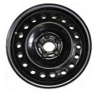Диски Кременчуг К232 (Mitsubishi) W6.5 R16 PCD5x114.3 ET46 DIA67.1 black
