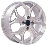 Диски ZF FR393 W6.5 R16 PCD4x108 ET37 DIA63.4 silver